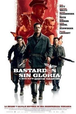 Bastardos Sin Gloria, excelente!