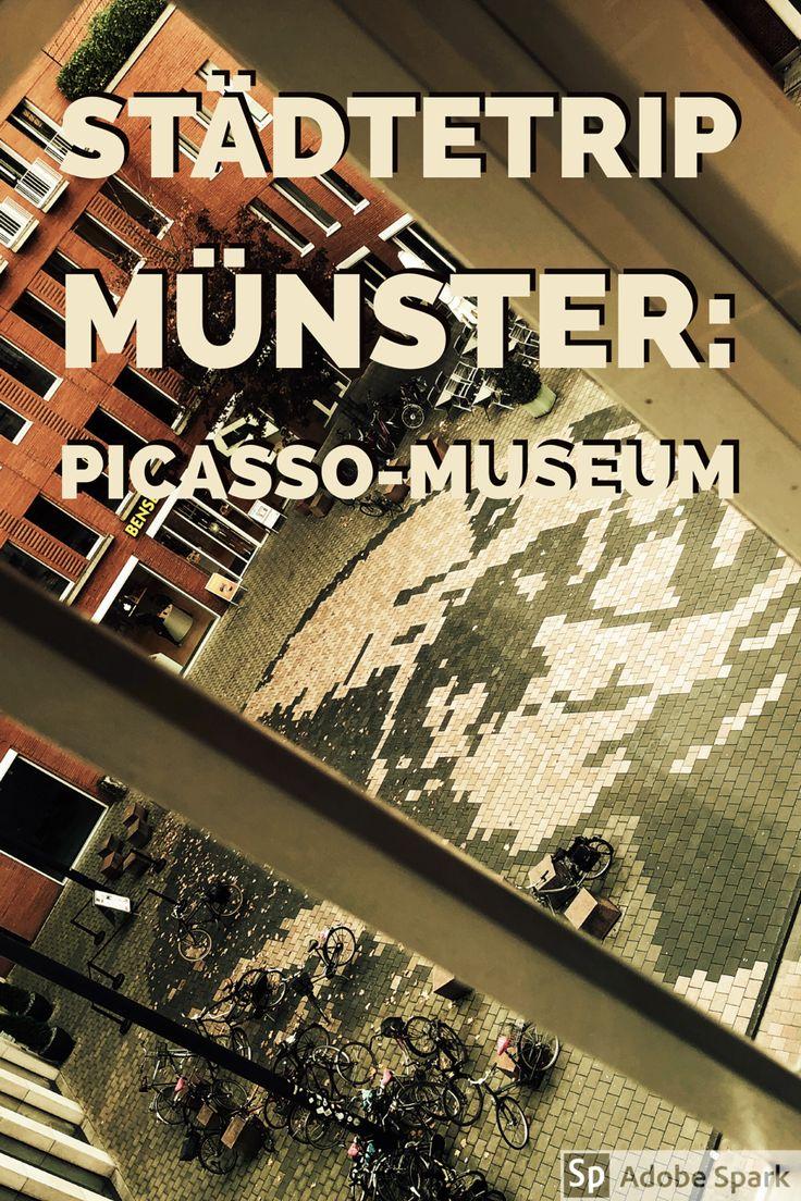 Das #Picasso-Museum in Münster zeigt wechselnde Kunstausstellungen.
