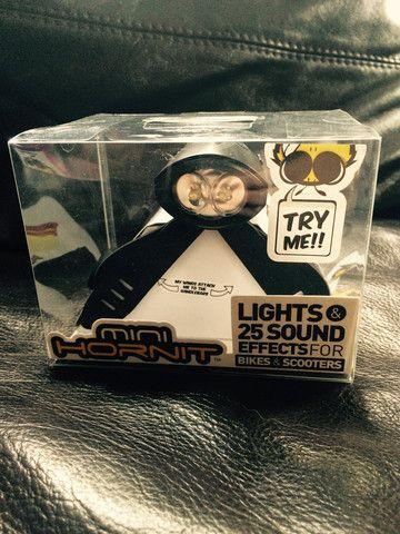 Mini Hornet - lights