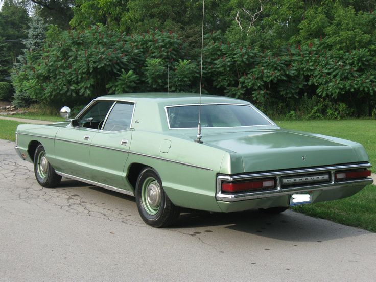 Police Car For Sale >> 1972 Mercury Monterey Custom, Ex-State Police, 429-PI, C6, 3.00:1 Axle - Classic Mercury ...