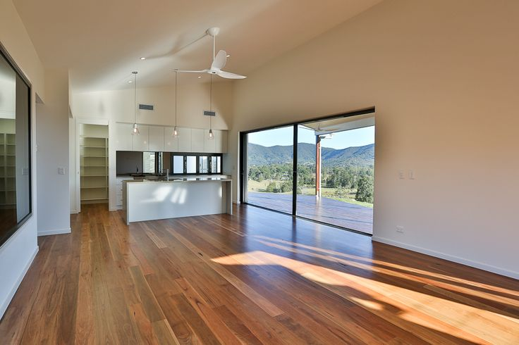 (c) Photo Sarah Whyte Photography   Spotted Gum Timber Flooring