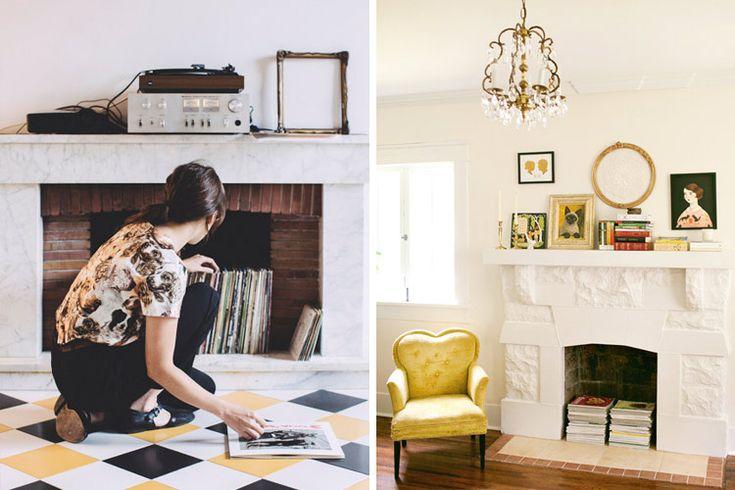 M s de 1000 ideas sobre chimenea decorativa en pinterest for Decoracion y hogar merida