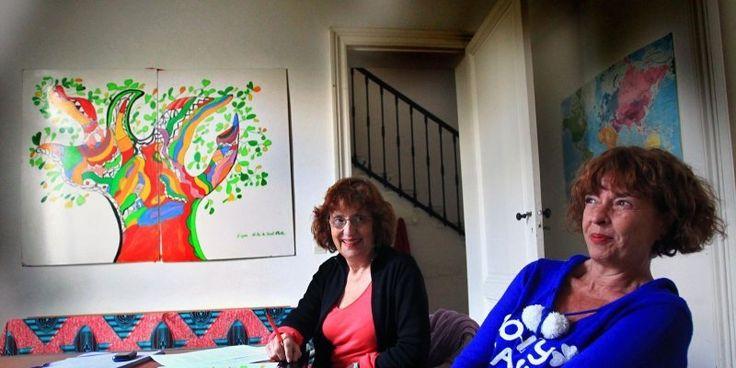 Bordeaux, l'engagement d'une vie. Maryse Tourne, présidente de l'asso Ippo, a été fêtée (chevalier de l'ordre national du Mérite) (SudOuest-20151110)