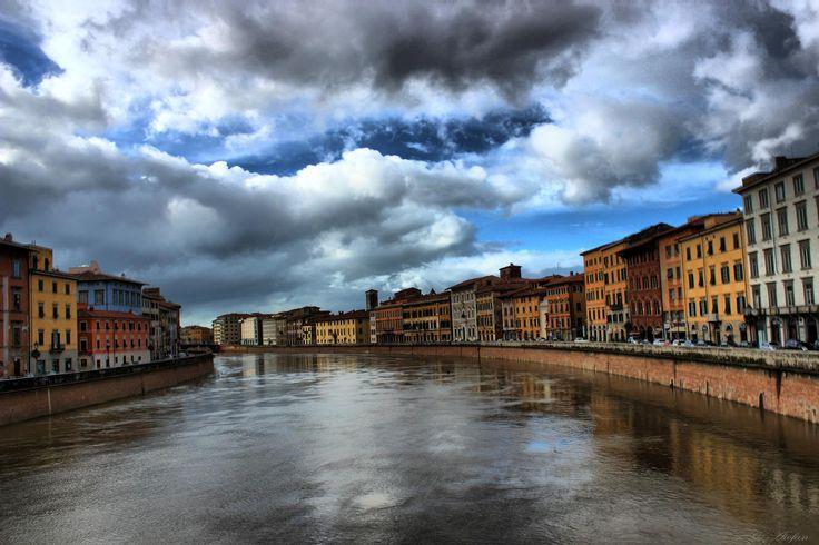 Pisa Lungarno   Flickr - Photo Sharing!