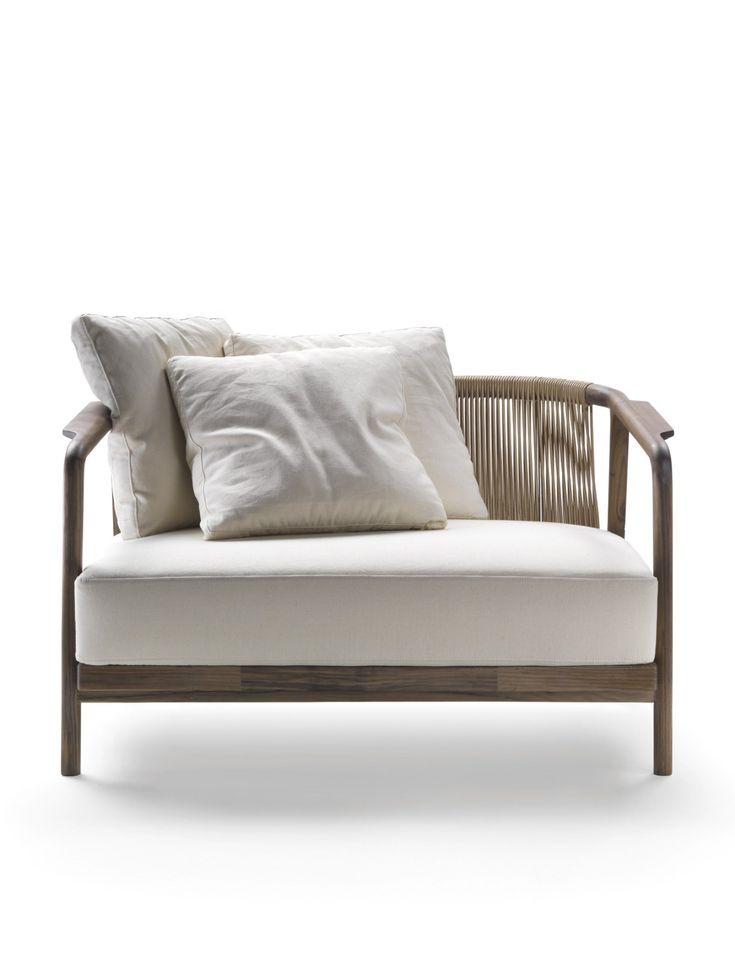 CRONO Sofa by Antonio Citterio for Flexiform, Salone Del Mobile 2016   #Milantrace2016