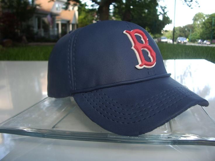 baseball cap cake...i need to try this