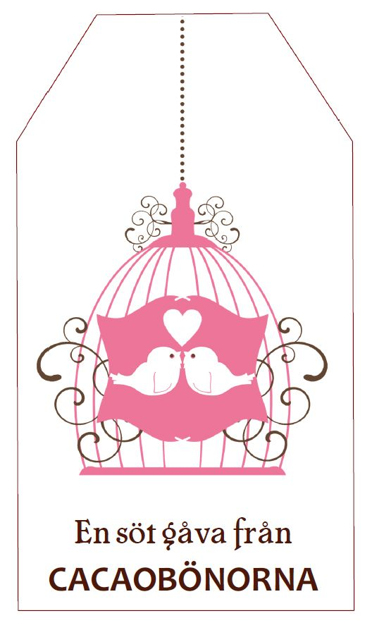 Valentines day tag I made for work. I love the graphic I recolored and redesigned from Etsy shop DigitalVintageDreams.