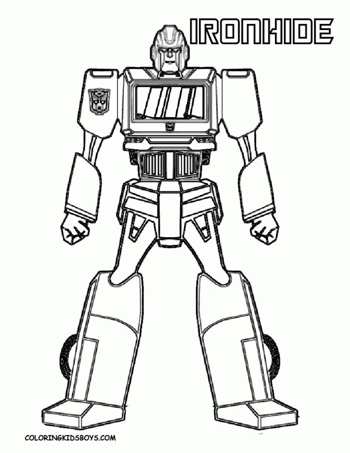 transformers ecoloringpage - Coloring Pages Transformers Prime