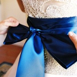 Top χρώμα γάμου 2014: Μπλε Ρουά