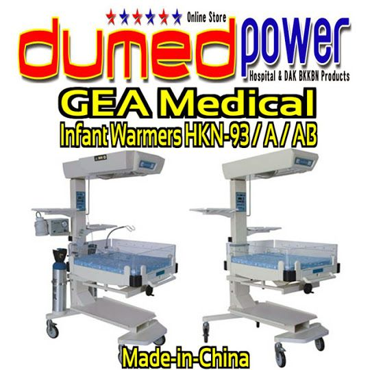 "Infant Radiant Warmer HKN-93/A/B/AB ""Gea Medical"" http://dumedpower.com/"