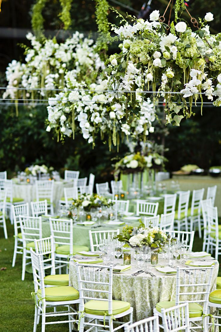181 best suspended chandeliers images on pinterest weddings floral chandeliers for outdoor wedding receptions arubaitofo Images