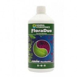 Floraduo Grow Agua Dura 10 L Ghe