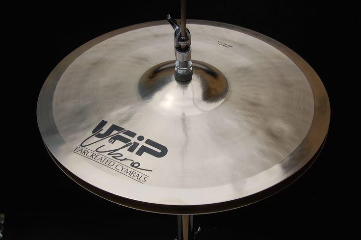 """New UFIP Vibra Series hi hat 15"""""""