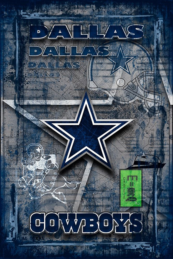 A personal favorite from my Etsy shop https://www.etsy.com/listing/454117970/dallas-cowboys-poster-cowboys-art-dallas