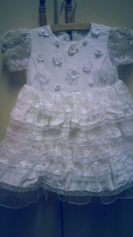My grand daughters dress