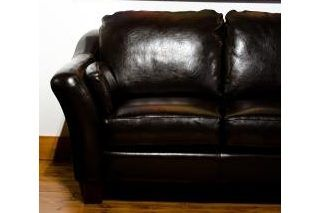 how to fix worn leather couch
