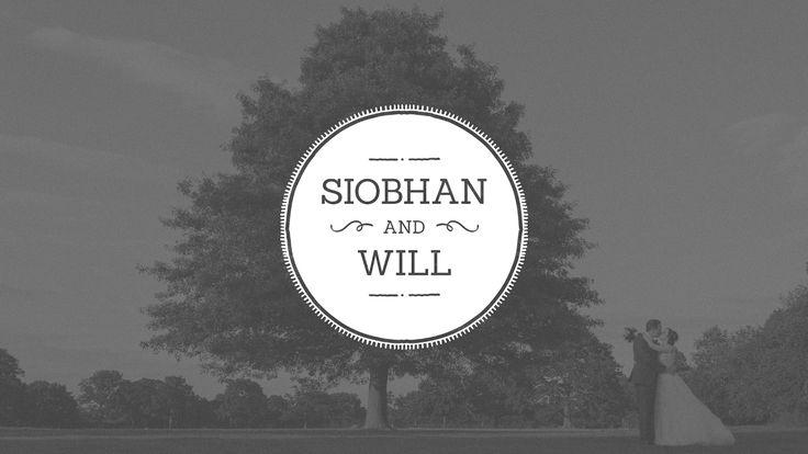 Aldenham School Wedding Photography -   Highlights from Siobhan and Will's wedding at Aldenham School