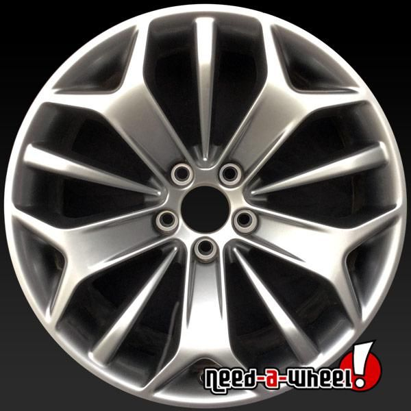 2013 2018 Ford Taurus Oem Wheels For Sale 19 Silver Stock Rims