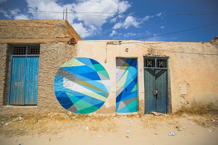 WAIS1 (Russia) #streetart #erriadh #djerba #tunisia #spray