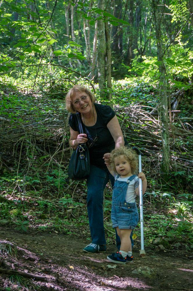 Bebe calator ♥ Romania – Aventuri in Cheile Nerei