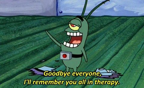 """I got """"Goodbye everyone. I'll remember you all in therapy.""""! What Should Your Yearbook Quote Be? More"""
