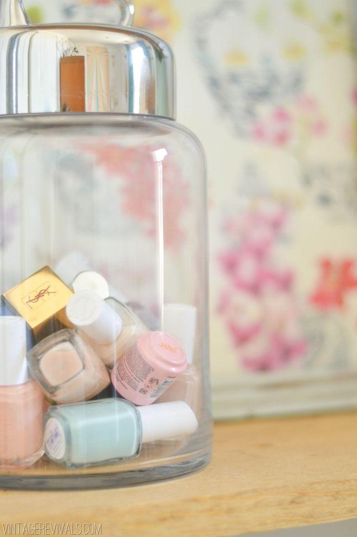 1000 ideas about storing nail polish on pinterest. Black Bedroom Furniture Sets. Home Design Ideas