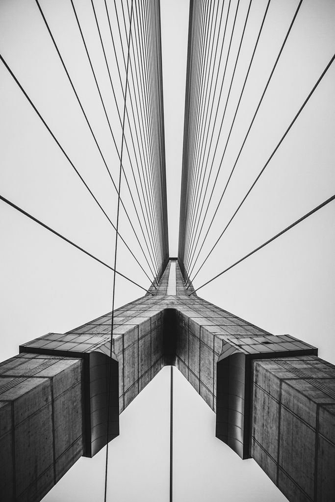 Bridge by Dennis Jirasuwankij on Fotoblur | Architecture Photography : AKA Rama 8 Bridge, Bangkok TH