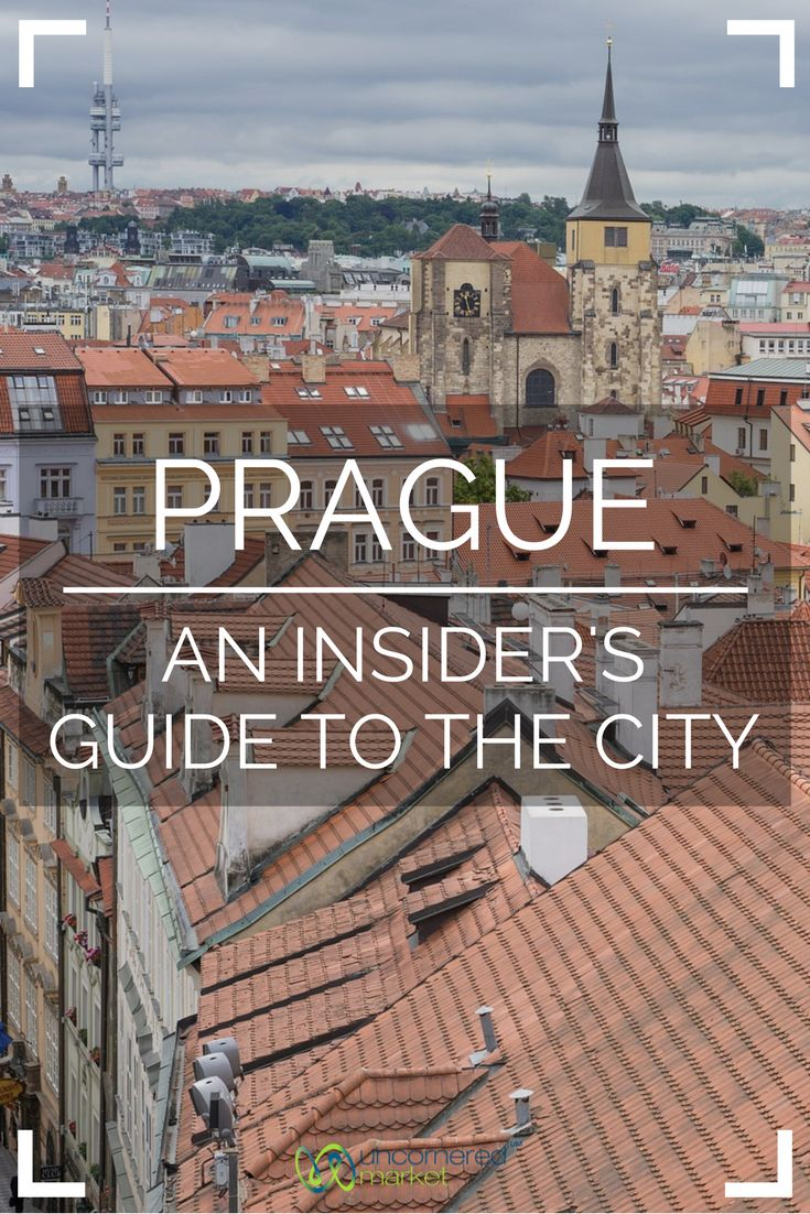 A insider's guide to exploring Prague. Tips for avoiding the tourist traps and experiencing a side of the city that the local's love. Best things to do, what to see and where to eat. | Uncornered Market Travel Blog: Travel Wide, Live Deep