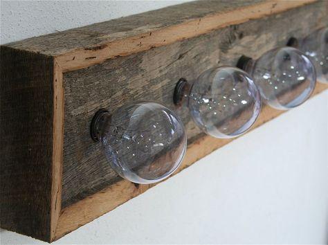 Rustic Bathroom Light Fixtures best 25+ rustic vanity lights ideas only on pinterest | mason jar
