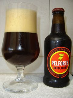 I always think I'm going to enjoy pelforth brune - and I'm always disappointed.