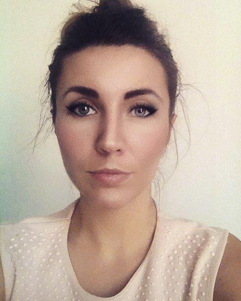 Today it will be a good day :) #goodmood #goodday #makeup #fashionstyle #instamakeup #instanow #instafriends #instalike #morning #haveaniceday #haveanicedayeveryone #lovelyday #smookyeyes #goodmakeup #instamatka #dobrydzien #polishgirl #polskadziewczyna