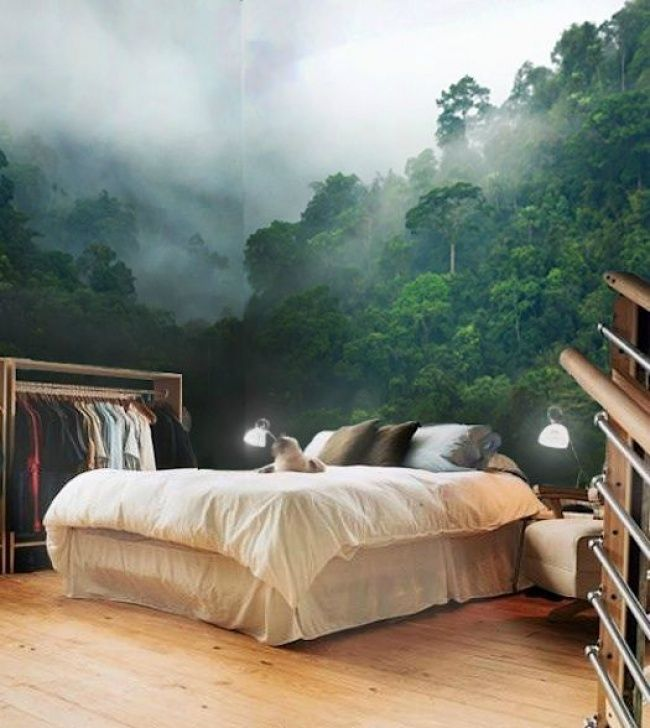 22 Eye-Catching Wall Murals to Buy or DIY | Bored Daddy