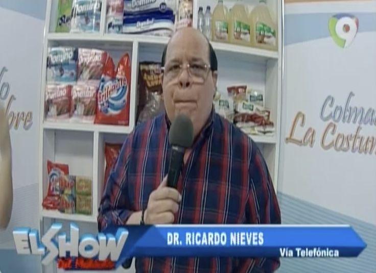 Abigail Le Pregunta A Ricardo Nieves Si Tiene Prueba De Que Los Papeles De Odebrecht Están Desde Hace Un Mes En El País Y Que El Procurador…