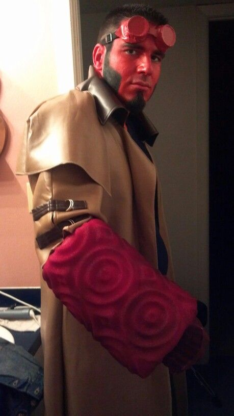 17 Best Images About Hellboy Cosplays On Pinterest
