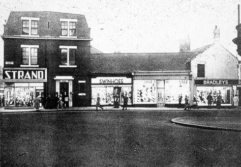 Crowtree Road Sunderland