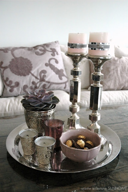 Candle Barrels My Home Home Decor Coffee Table