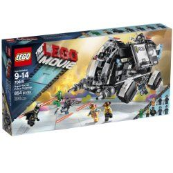 LEGO Movie 70815 Super Secret Police Dropship Building Set | LEGO Movie Lego Sets