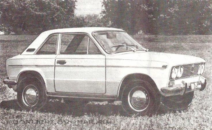 VAZ-2101 / Lada 2+2 Prototype