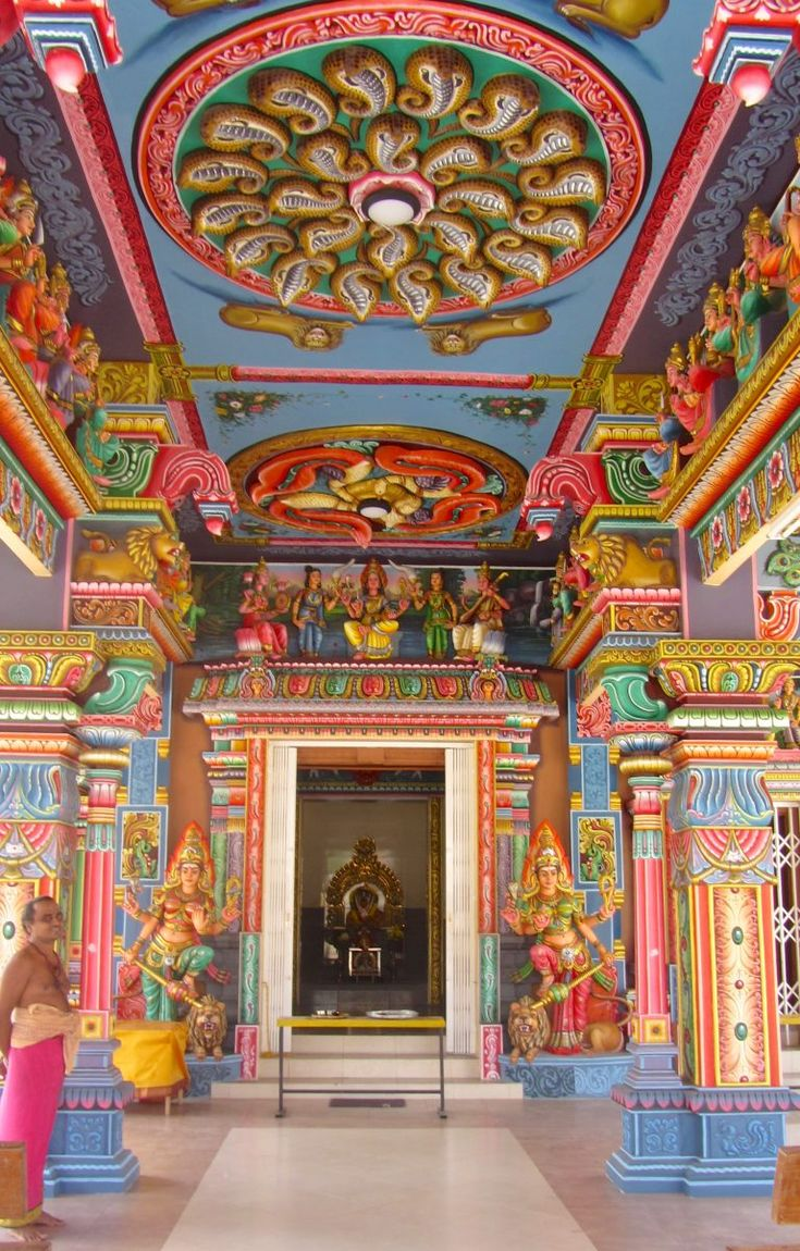 Temples in Mauritius – Grand Bassin (Ganga Talao) and Beyond
