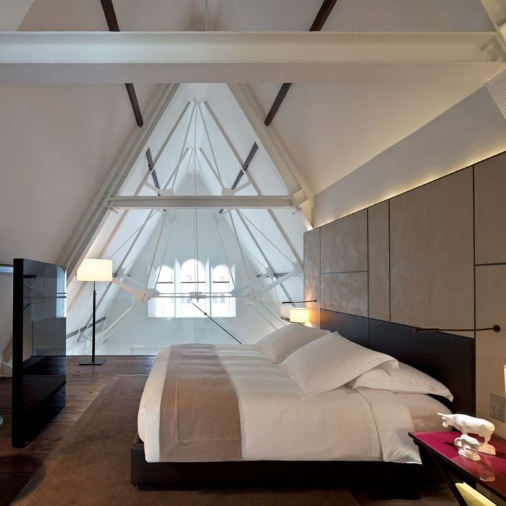 Luxury hotel rooms Amsterdam | Conservatorium
