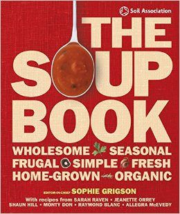 click on image for 200 images from The soup book