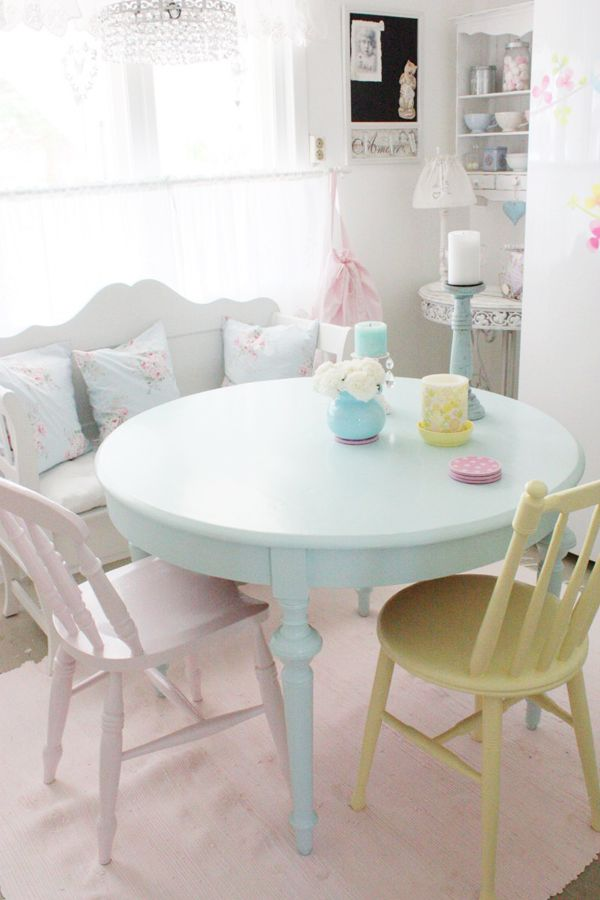Best 25 Shabby Chic Dining Room Ideas On Pinterest  Shabby Chic Magnificent Shabby Dining Room Decorating Design
