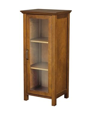 45% OFF Elegant Home Fashions Avery Floor Cabinet with Door