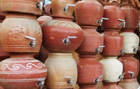 Indian Matka Water Cooler Designs I Like Pinterest