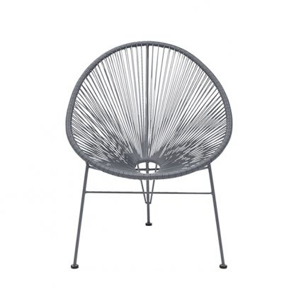 Panama szék, szürke – Kerti bútorok 2017 - ID Design 19400 Ft Id Design