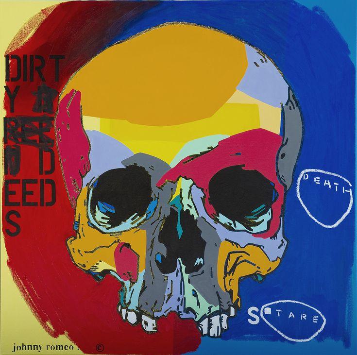 Death Stare - Johnny Romeo #wemadeitshop