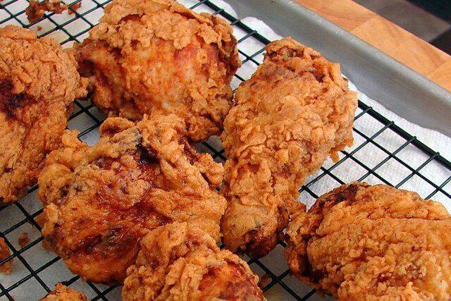 Chef John S Buttermilk Fried Chicken Recipe In 2020 Buttermilk Fried Chicken Recipes Southern Fried Chicken