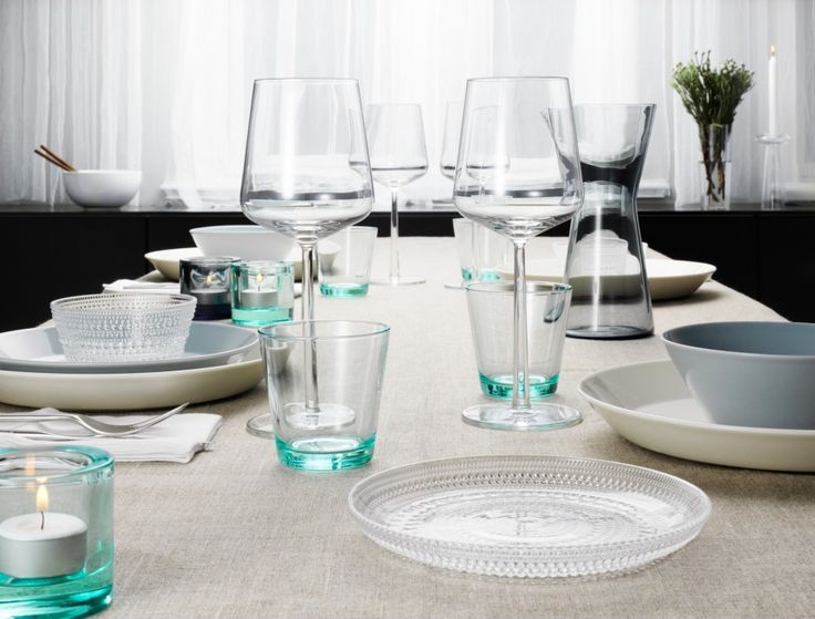 I want this all Iitala table-top. Finnish cravings.
