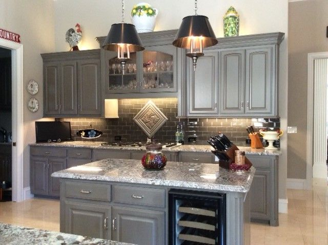 Check out lennon used throughout this house on the bar for Lennon granite countertops