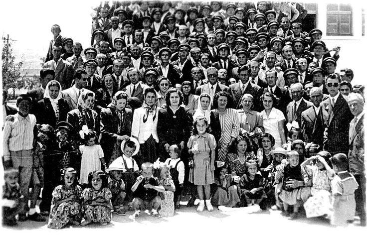 KONYA EREĞLİ İVRİZ Cumhuriyetin İlk yılları .. M. Ali Eren ve İvriz Köy Enstitüsü Ailesi